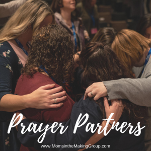 Prayer Partners infertility support - moms in the making
